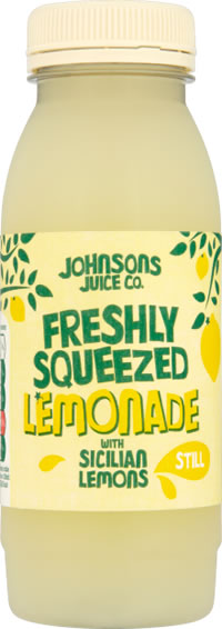 Freshly Squeezed Still Lemonade with Sicilian Lemons (250ml)