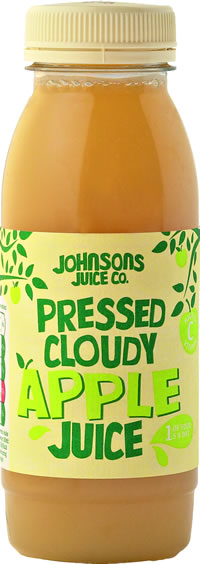 Pressed Cloudy Apple Juice (250ml)