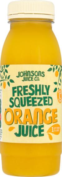 Freshly Squeezed Orange Juice (250ml)