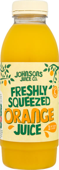 Freshly Squeezed Orange Juice (500ml, 1L, 2.27L & 12.5L)